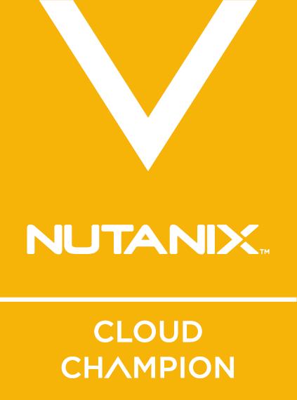 Nutanix Cloud Chmapion FInland